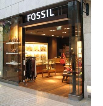 Fossil ouvre une premi re boutique en france - Magasin fossil paris ...