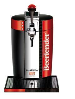 la machine bi re beertender s 39 offre une collection deluxe. Black Bedroom Furniture Sets. Home Design Ideas