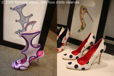Manolo Blahnik chaussures site officiel