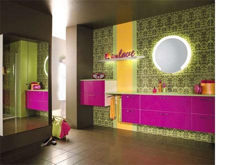 Mobalpa toffe sa gamme de salles de bain for Specialiste sdb