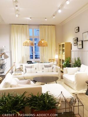 une boutique d co comme un appartement. Black Bedroom Furniture Sets. Home Design Ideas