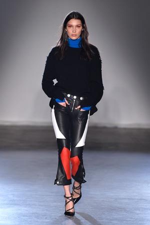 Mes Fashions At New York Fashioon Show