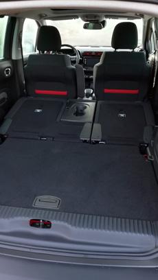 test auto c3 aircross le suv compact selon citro n. Black Bedroom Furniture Sets. Home Design Ideas
