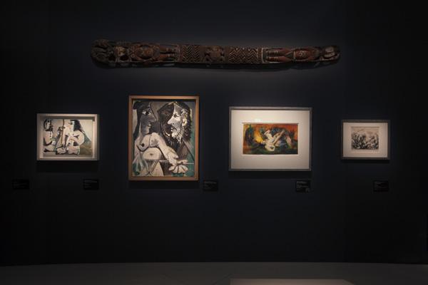 Musée du Quai Branly : quand Picasso s'inspire de l'art ...