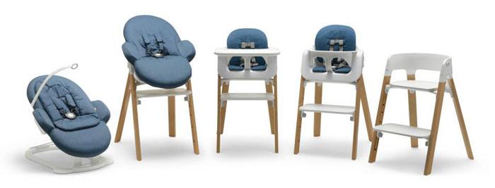 ne cherchez plus la chaise id ale pour b b stokke l 39 a. Black Bedroom Furniture Sets. Home Design Ideas