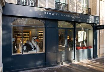 b06ca3ea2016f Marc by Marc Jacobs ouvre une première boutique à Paris