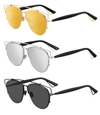 Pour sa nouvelle collection de lunettes de soleil la marque de luxe Dior  nous invite à un renouveau technologique, une entrée fashion dans un monde  ... 316fd800d0e6
