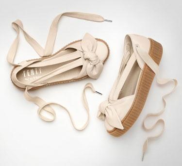 It L'été La De Selon Puma Et Rihanna Shoes Rj5Lqc34A