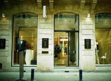 e63e57b8e9f915 Lothaire le nouveau concept store masculin bordelais