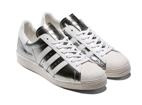 Prada Superstar Chrome