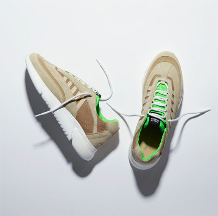 Sneakers Rise of Huma modèle DNA