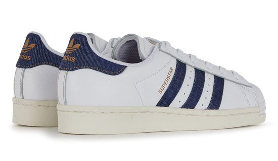 adidas superstar denim - Prix : 100 euros